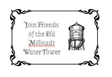 Join Friends of the Old Millstadt Water Tower